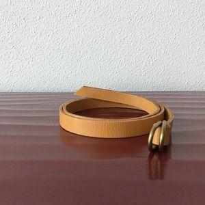 J.Crew Leather Belt